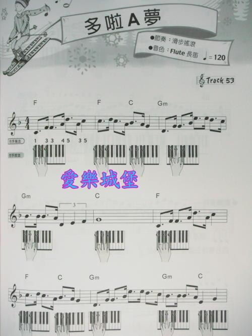 sp;  认识钢琴;图片