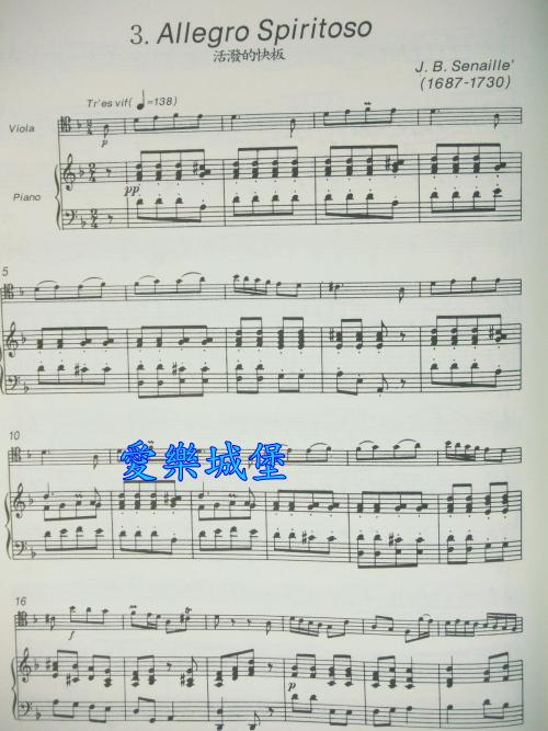 g大调小步舞曲小提琴曲普分享展示